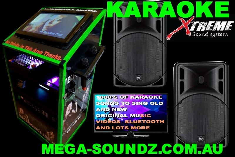 KARAOKE EXTREME JUKEBOX HIRE PERTH