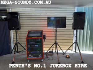 KARAOKE HIRE PERTH WITH BOTH KARAOKE AND MUSIC VIDEOS