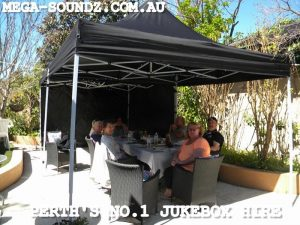 Marquee Hire Perth-Mega-Soundz