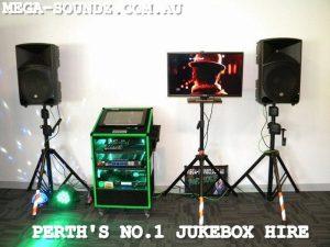 Karaoke Machine Setup today around Perth