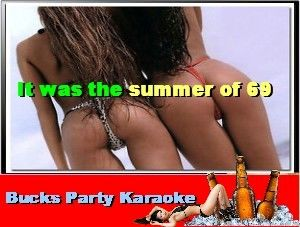 Bucks Party Karaoke Jukebox Hire Perth