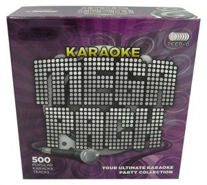 Buy karaoke discs Perth