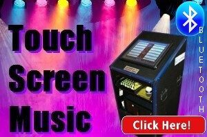 TOUCH SCREEN MUSIC JUKEBOX HIRE PERTH