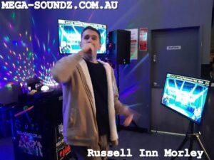 russell inn morley karaoke thursdays