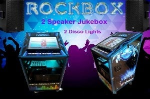 Touch Screen Jukebox Hire